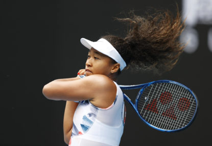 Osaka dreaming big ahead of Open final