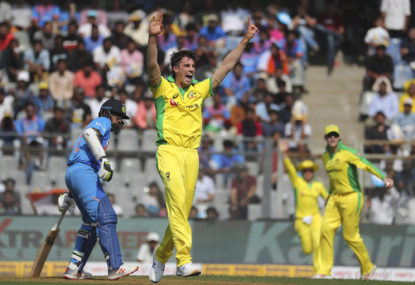 The Liebke Ratings: India vs Australia, first ODI