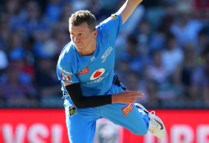 Adelaide Strikers vs Brisbane Heat: Big Bash League cricket live scores, blog