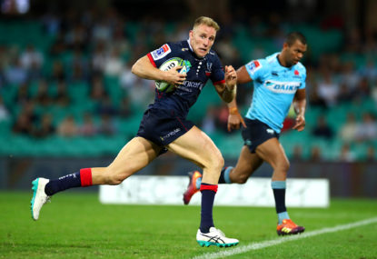 Rebels vs Waratahs: Super Rugby live scores, blog