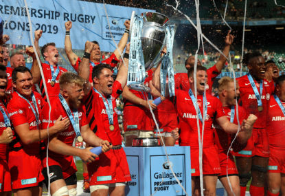 Saracens lose even more points over salary cap scandal as CEO resigns