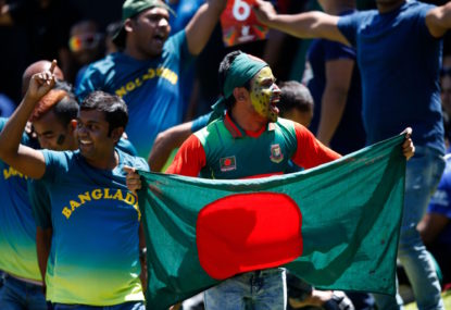 Cricket Australia's treatment of Bangladesh is an insult