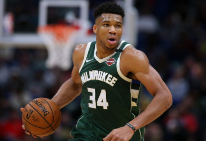 The mind-blowing reason Giannis Antetokounmpo won't win MVP