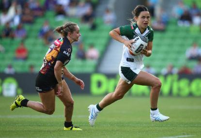 NRL Women's All-Stars match: Indigenous vs Maori live scores, blog