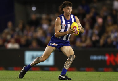 Jasper Pittard: From Port outcast to North Melbourne leader