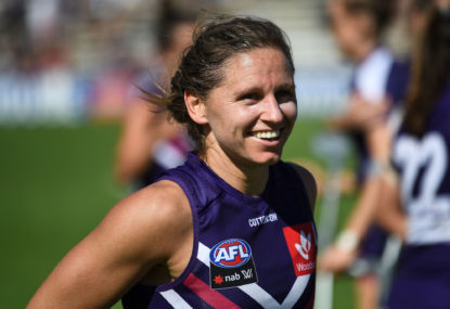 Kiara Bowers is a Dockers great
