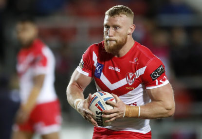 Bulldogs sign star Super League prop