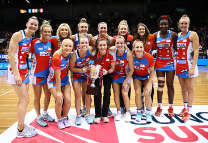 'A truly spicy match-up': 2021 Super Netball grand final preview