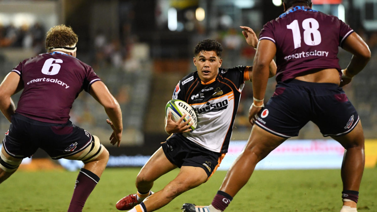 Champions League and State of Origin-style fixtures headline Rugby AU's bumper broadcast offering