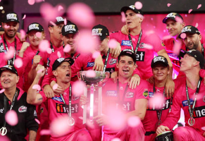 Men's and Women's Big Bash League fixtures confirmed for 2020-21