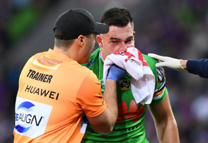 The NRL and the mystery of trainers' on-field access