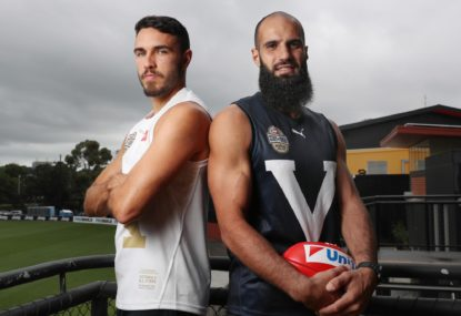 AFL fans have just one reason to be jealous of our NRL cousins