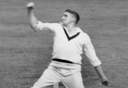 The Australian cricket all-time great alphabet teams: Letter D