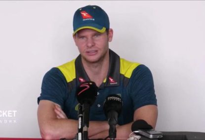 Steve Smith expecting 'hostile' reception for first game in South Africa since THAT tour