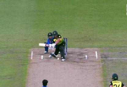 Ash Gardner gets lucky reprieve after rare double bounce no-ball