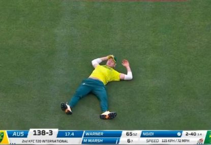 Superb relay catch caps off series-levelling win for South Africa