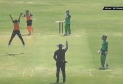 Indian junior lives out every bowlers' dream claiming all 10 wickets