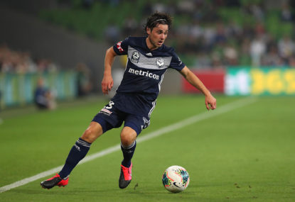Melbourne Victory progress at Asian Champions League