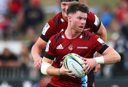 Blues vs Crusaders: Super Rugby live scores, blog