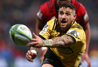 The New Zealand Super Rugby conference awards