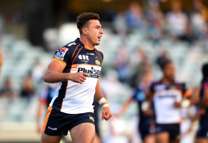 Brumbies vs Highlanders: Super Rugby live scores, blog