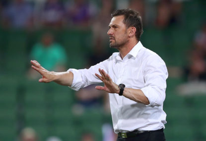 Popovic leaves Glory to join European club