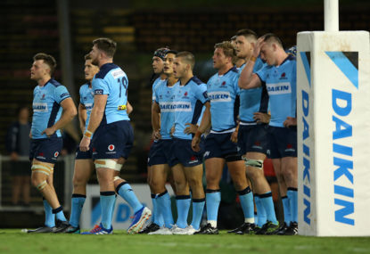Are the Waratahs a symbol of an ordinary workplace?