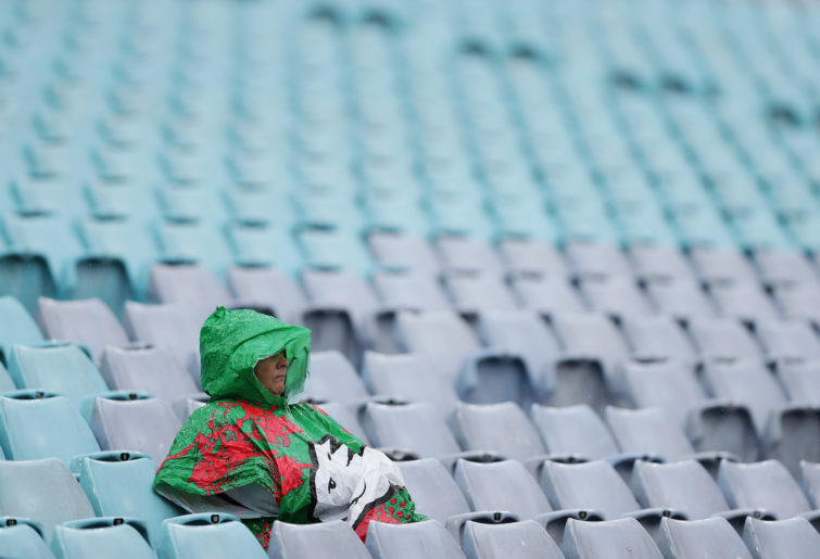 ANZ Stadium empty
