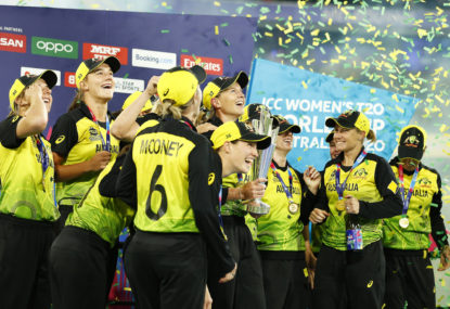 Faultless on the biggest stage, Aussies delight and empower