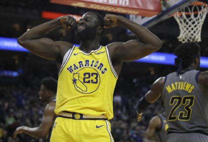 Is Draymond Green good or just lucky?