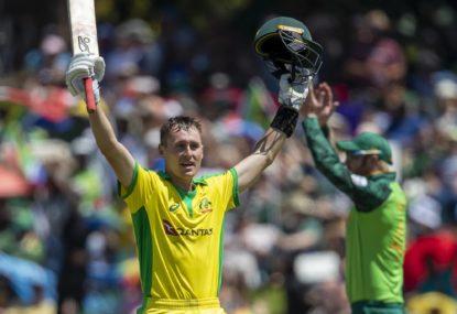 Labuschagne fires but Australia lose again in South Africa