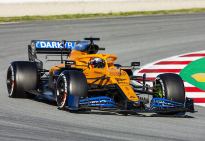 McLaren withdraw from the Australian GP after positive coronavirus test