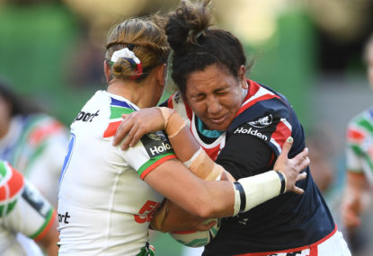 Warriors and Roosters pull out of NRLW