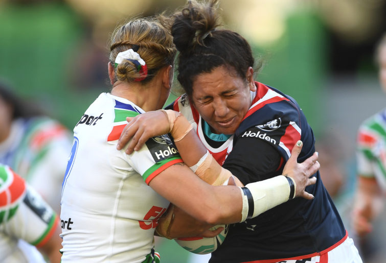 NRLW Roosters Warriors