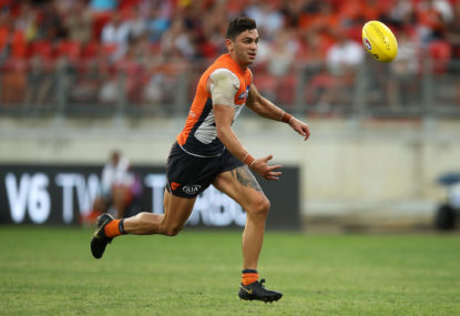 The five players your team can least afford to lose: GWS Giants