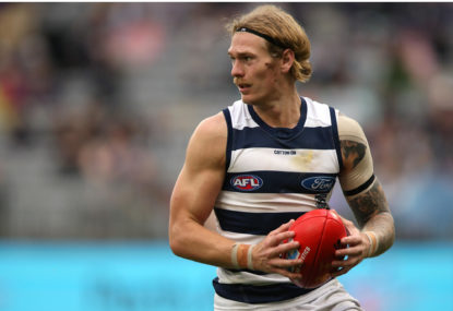 Melbourne Demons vs Geelong Cats: AFL live scores