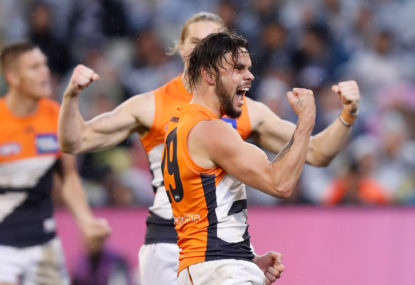 AFL trades: Zac Williams, Aidan Corr and the giant problem at GWS
