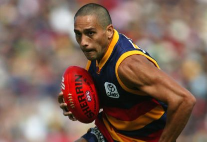 AFL top 100: Adelaide's year of champions