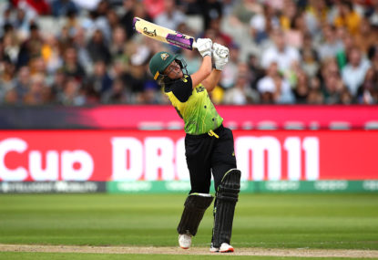 The Liebke Ratings: T20 World Cup final, Australia vs India