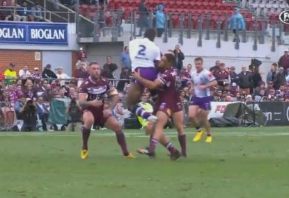 Is Suliasi Vunivalu the latest player in hot water for his 'moment of madness'?