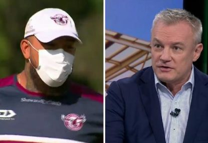 Paul Kent blasts Addin Fonua-Blake's 'out of touch' comments over player payments