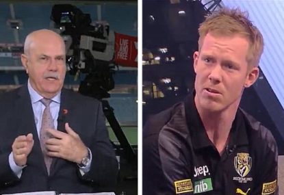 Jack Riewoldt responds to Leigh Matthews' savage claim he's 'lost respect' for players in pay dispute