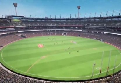 The new AFL Evolution 2 ad has just dropped and it looks epic