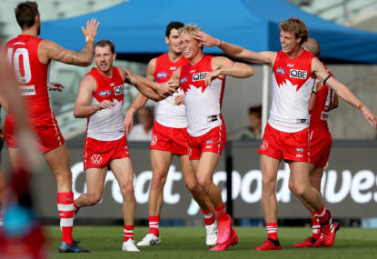 Six talking points from AFL Round 1