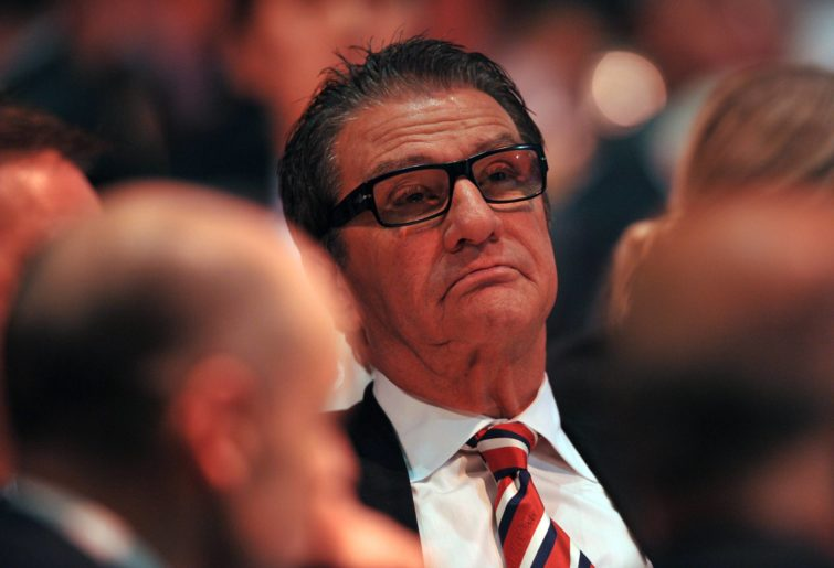 Sydney Roosters chairman Nick Politis