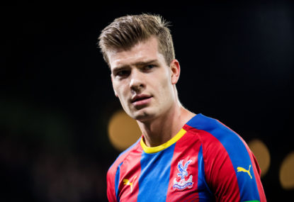 Alexander Sorloth: The player who could transform Crystal Palace's attack next season