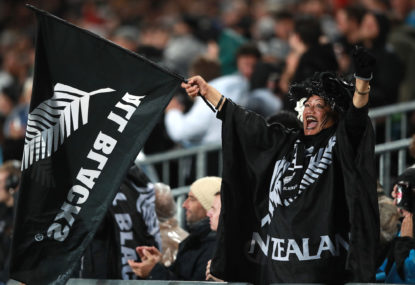 New Zealand in box seat to host Rugby Championship