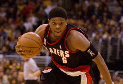 2001-02 Portland Trail Blazers: Haywire off the court