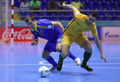 Futsal Oz will return bigger and better