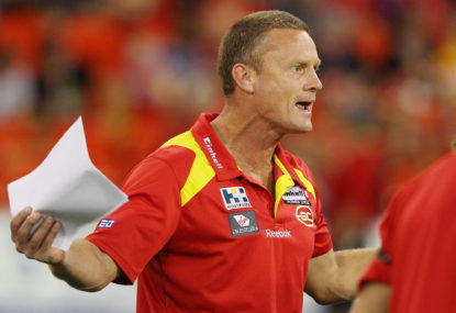The 2010 trade period revisited: How Gold Coast lost four trades before playing a single AFL game